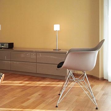 Farbgestaltung für Private, Innenarchitektur und Einrichtungen