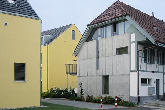 Farbgestaltung für Wohnsiedlungen und öffentliche Räume