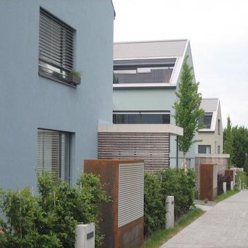 Farbgestaltung für öffentliche Gebäude und Architektur