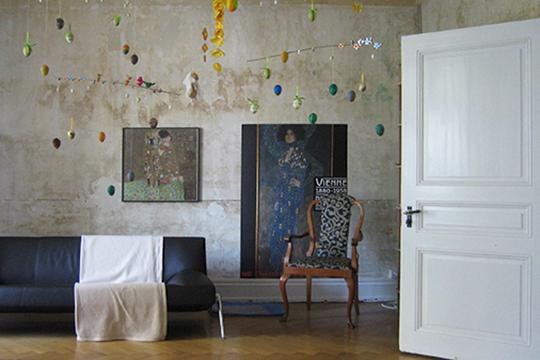 Farbgestaltung für Innenräume