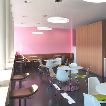 Hoffmann La Roche Cafeteria